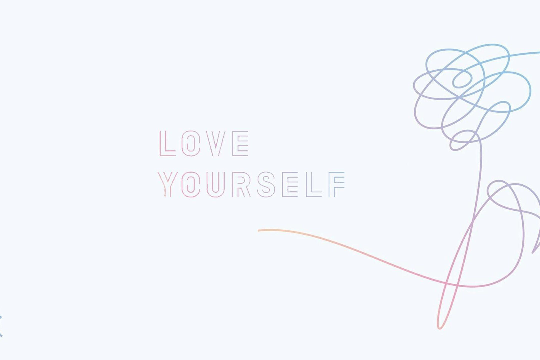 Love Yourself Bts Desktop Wallpapers Top Free Love Yourself Bts Desktop Backgrounds Wa Bts Love Yourself Lockscreen Iphone Quotes Tumblr Backgrounds Quotes