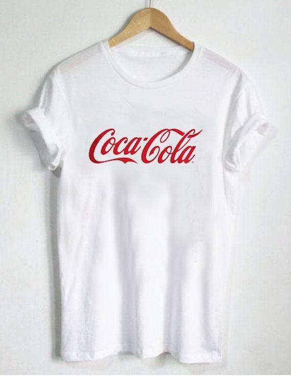 2a61a7572518 coca cola T Shirt Size XS