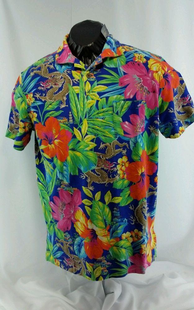 Luau Shirts For Men