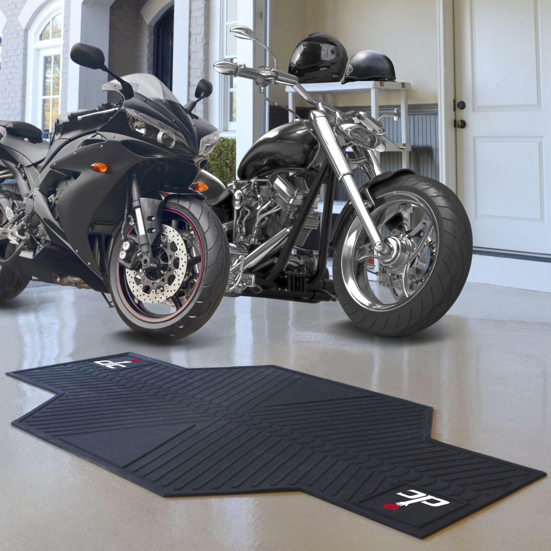 Nba Washington Wizards Motorcycle Utility 82 5 In X 42 In Non Slip Indoor Only Mat Motorcycle Garage Floor Mats Nfl Fans