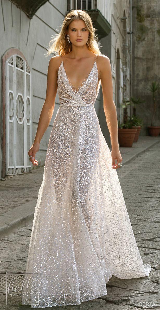 Berta Wedding Dresses Fall 2020  Napoli Bridal Collection #weddingdresses – Dress
