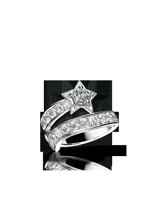 wedding bands unique weddings wedding stuff chanel ring star ring
