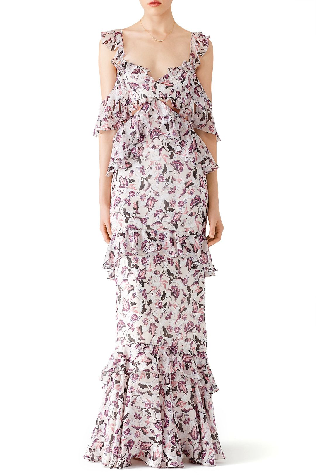 Rent Pink Priscilla Gown By Amur For 115 150 Only At Rent The
