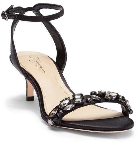 Imagine Vince Camuto Womens KOLO Heeled Sandal