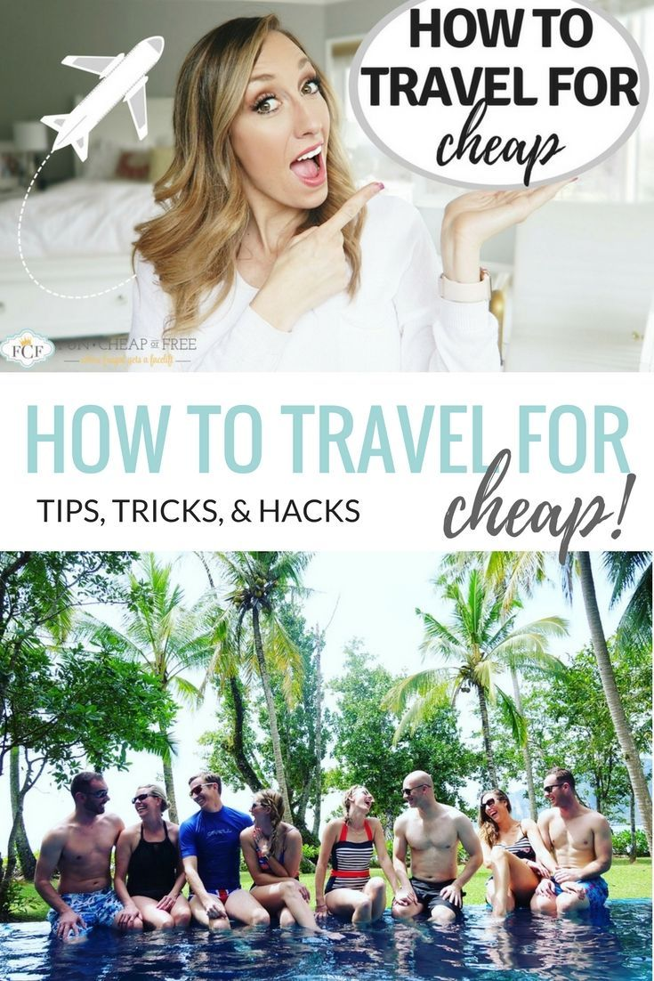 How to travel for CHEAP! Affordable travel tricks, tips, and hacks is part of How To Travel For Cheap Affordable Travel Tricks Tips And - How to travel for CHEAP! We love to travel and get asked all the time how we travel for cheap! We are sharing out best travel tricks, tips, and hacks!