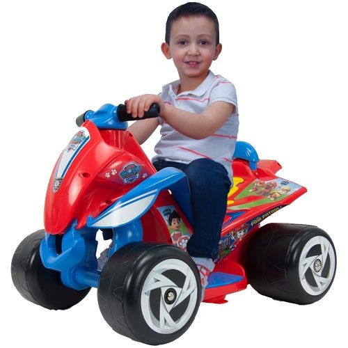 QUAD Spielzeug DE 2020 PAW PATROL RYDER RESCUE ATV NICLEODON