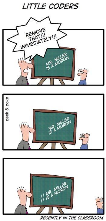 Little Coders Programmer Humor Programmer Jokes Computer Humor