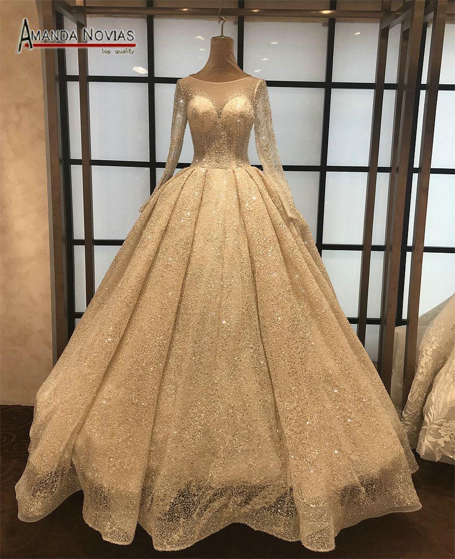 robe de mariee 2019 dubai wedding dress luxury princess bridal dress  wedding gown 1bc57d5c2eac