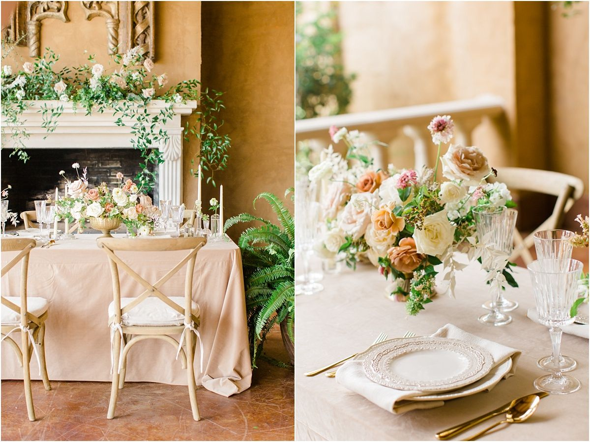 Villa Di Felicita Wedding Wedding decor inspiration