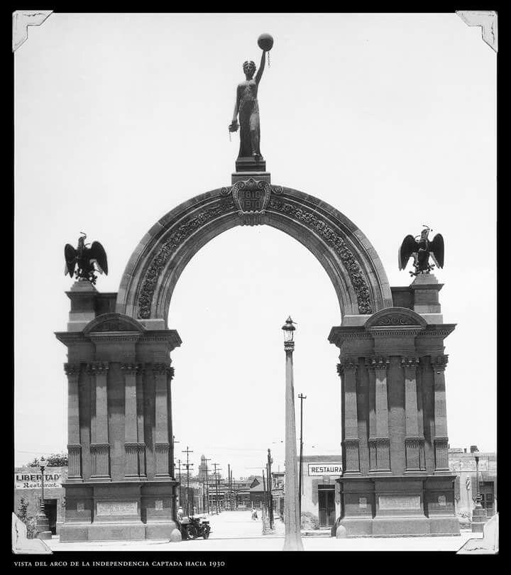 Arco de la Independencia.