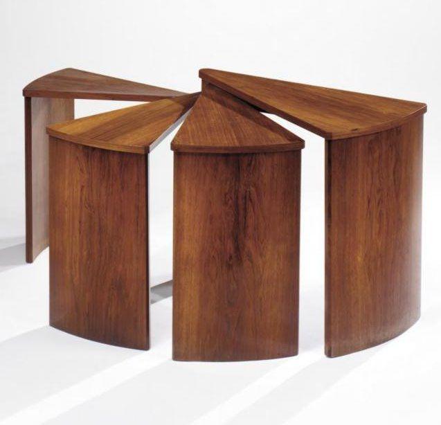 Movimiento art deco los muebles de pierre chareau for Muebles para hoteleria