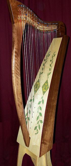 Harp Decals