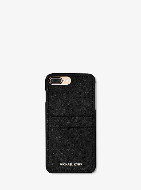 d368b1ca85d4 Michael Kors Saffiano Leather Phone Case For Iphone7 8 Plus ...