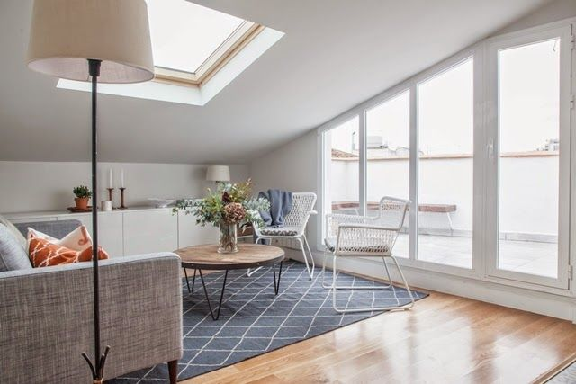 Vintage modern apartment in madrid daily dream decor for Appartamenti decor