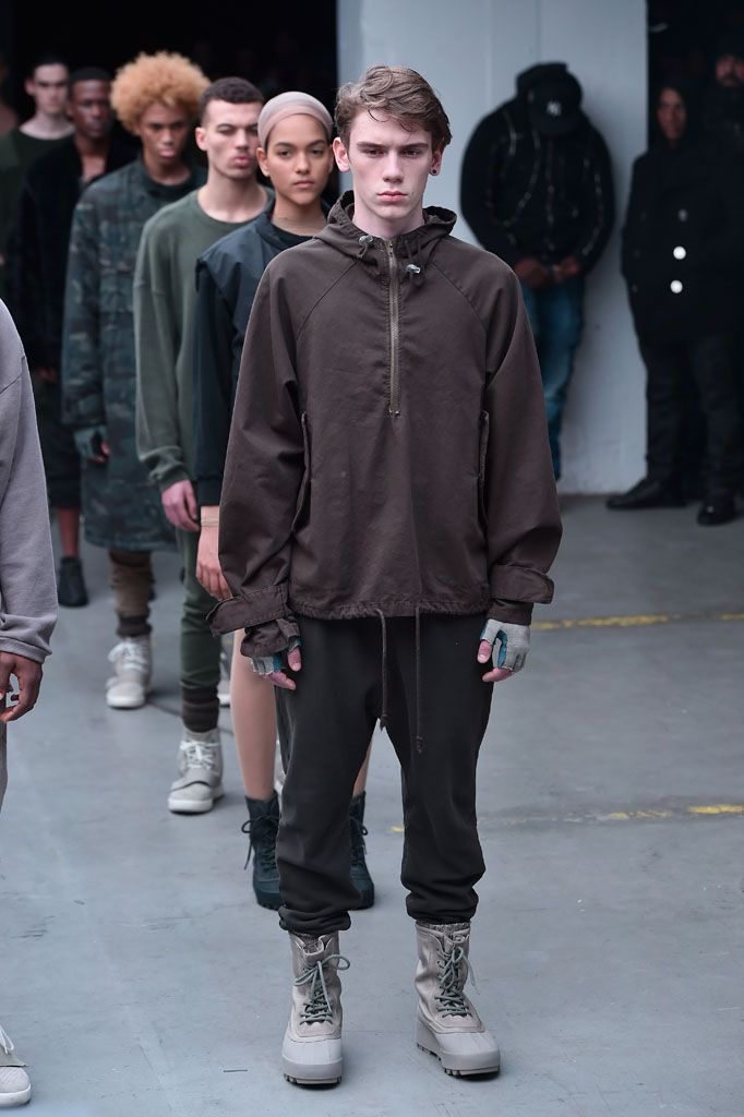 adidas Originals & Kanye West's Yeezy Season 1 (7