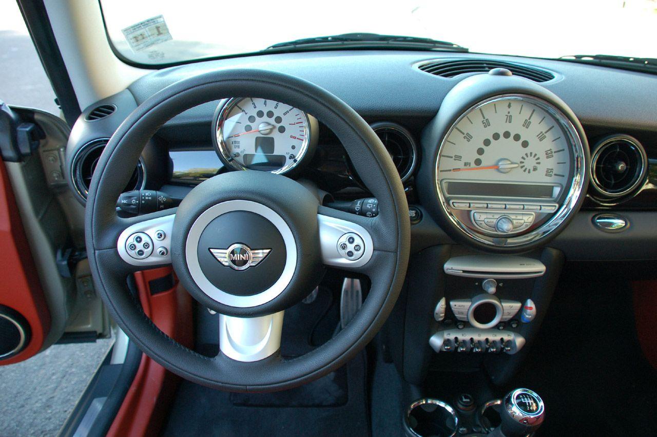 High Quality MINI Cooper Interior Image HD