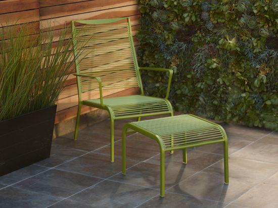 Scandinavian Designs Outdoor Furniture Alohaa Relax Chair Gn