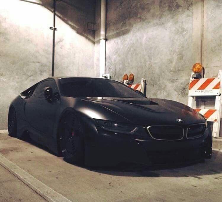 Bmw I8 Black Bmw Bmw I8 Cars Bmw