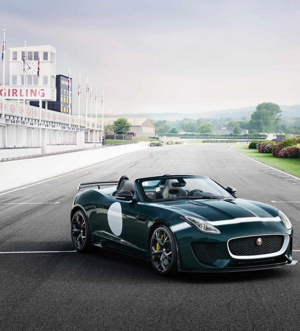 2015 Jaguar F Type Project 7 Sports Car Price Jaguar Sport British Sports Cars