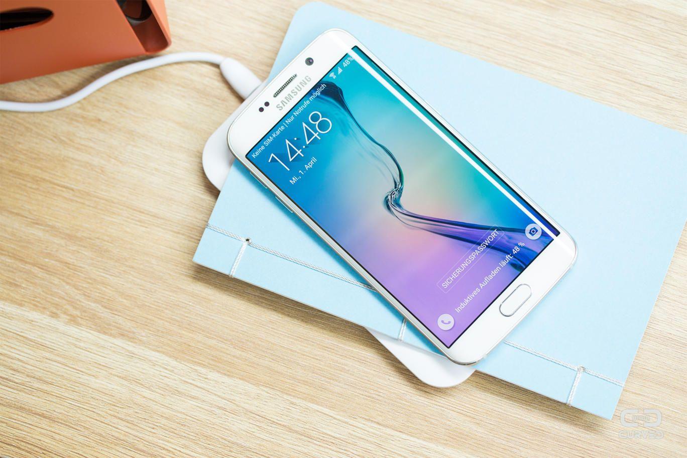 Fluxport Kabelloses Laden Fur Galaxy S6 Und Iphone 6 Iphone 6 Und Iphone