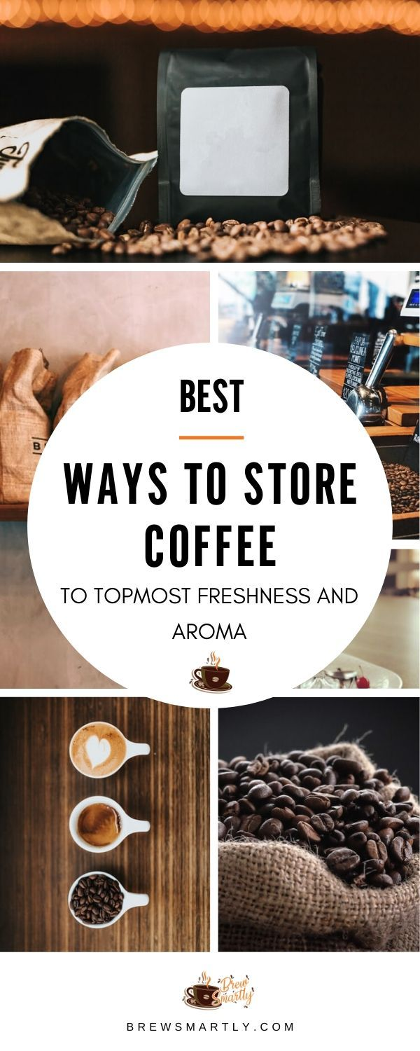 Discover our ultimate guide to know about the best ways to store coffee and learn the ideal methods to keep its topmost freshness and aroma.