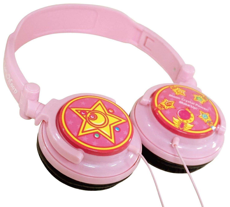 Bandai Sailor Moon Stereo Headphone Slm1