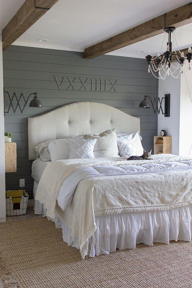 Spring bedroom decor pinterest