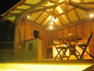 Kay pirina charmante maison avec vue mer et piscine priv e - Bungalow guadeloupe piscine privee ...