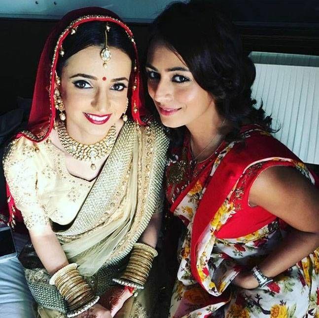 See Pics Mohit Sehgal Sanaya Irani Are Man And Wife Sanaya Irani Wedding Wedding Story Indian Wedding Outfits