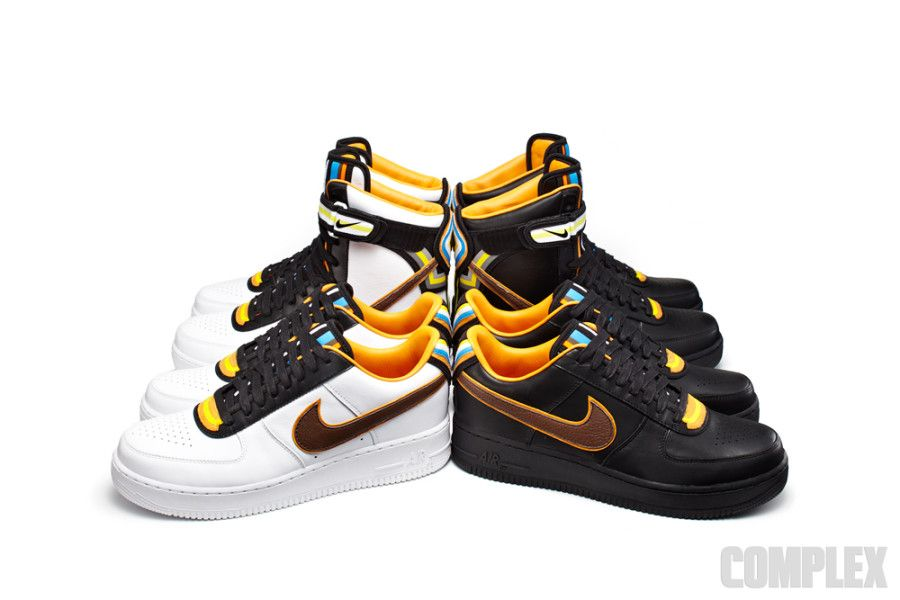 buty nike wmns air force 1 boot sp tisci versace