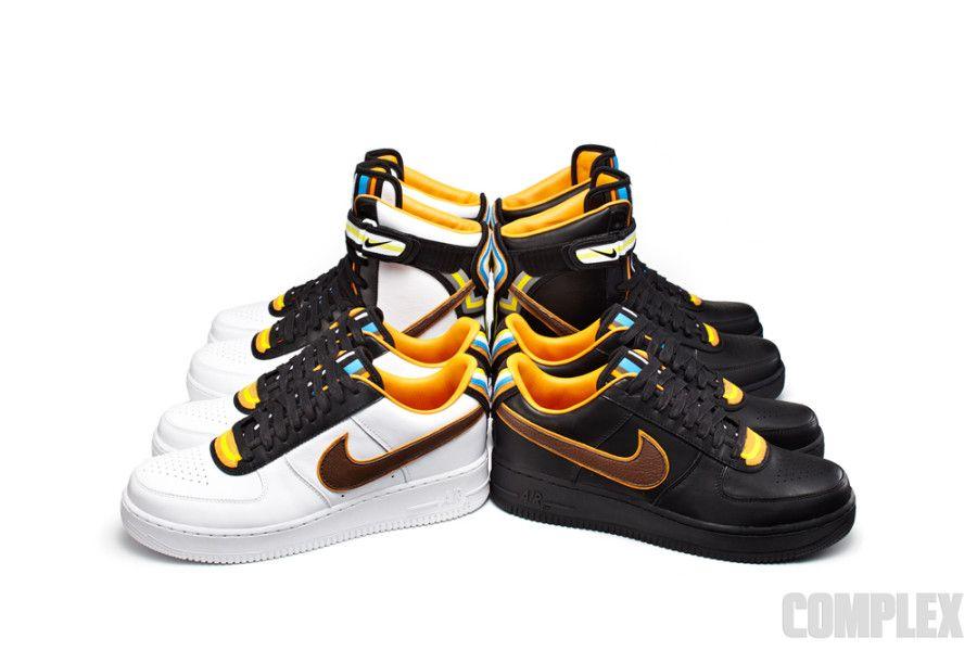 Buty Nike Wmns Air Force 1 Botte Air Sp Tisci