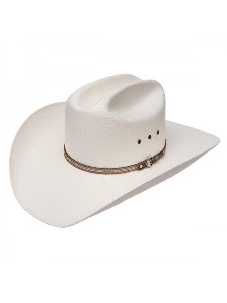 33e19eefbdc Resistol George Strait Cole - (10X) Straw Cowboy Hat