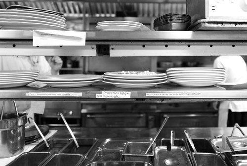 Restaurant Kitchen Photography black restaurant kitchen black sesame chefs at work picture of