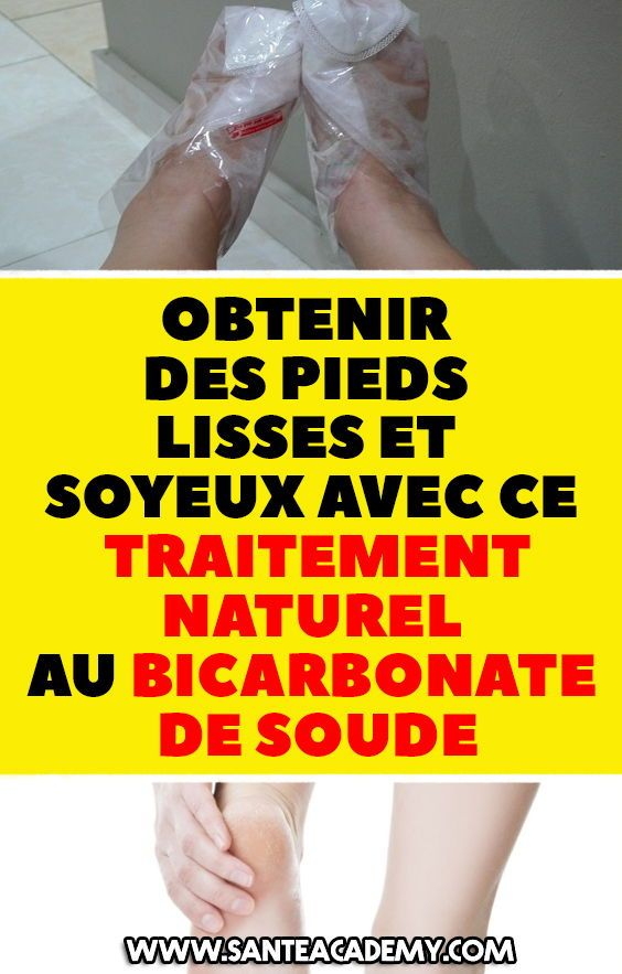 Obtenir des pieds lisses et soyeux avec ce traitement