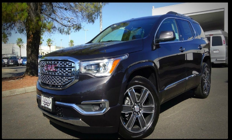 The 2018 Gmc Acadia Denali Offers Outstanding Style And Technology Both Inside And Out See Interior Exterior Photos 20 Gmc Denali Gmc Sport Utility Vehicle