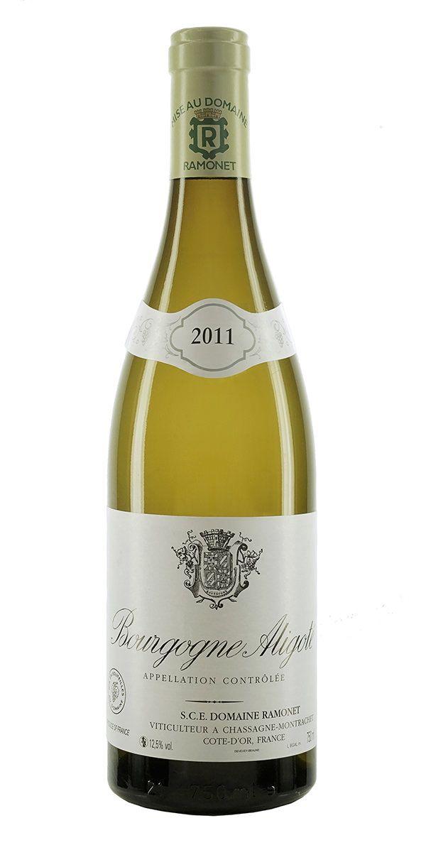 Domaine Ramonet Bourgogne Aligote -   Eigen, stolz und durch und durch Burgund