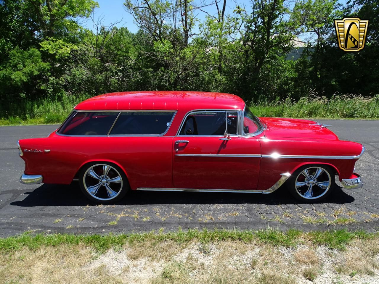 1955 Chevrolet Nomad Offered For Sale By Gateway Classic Cars