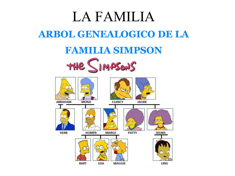 La Familia Simpson Para Eoc
