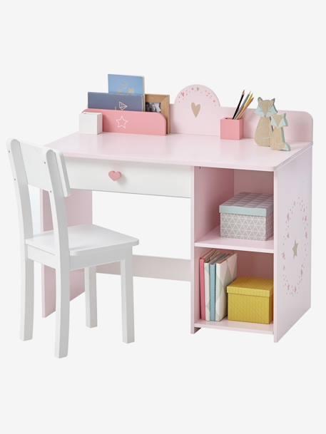 Kinder Schreibtisch Feenzauber Hohe 60 Cm Rosa 2 Kinder Schreibtisch Kinder Schreibtisch Ideen Schreibtisch Madchen