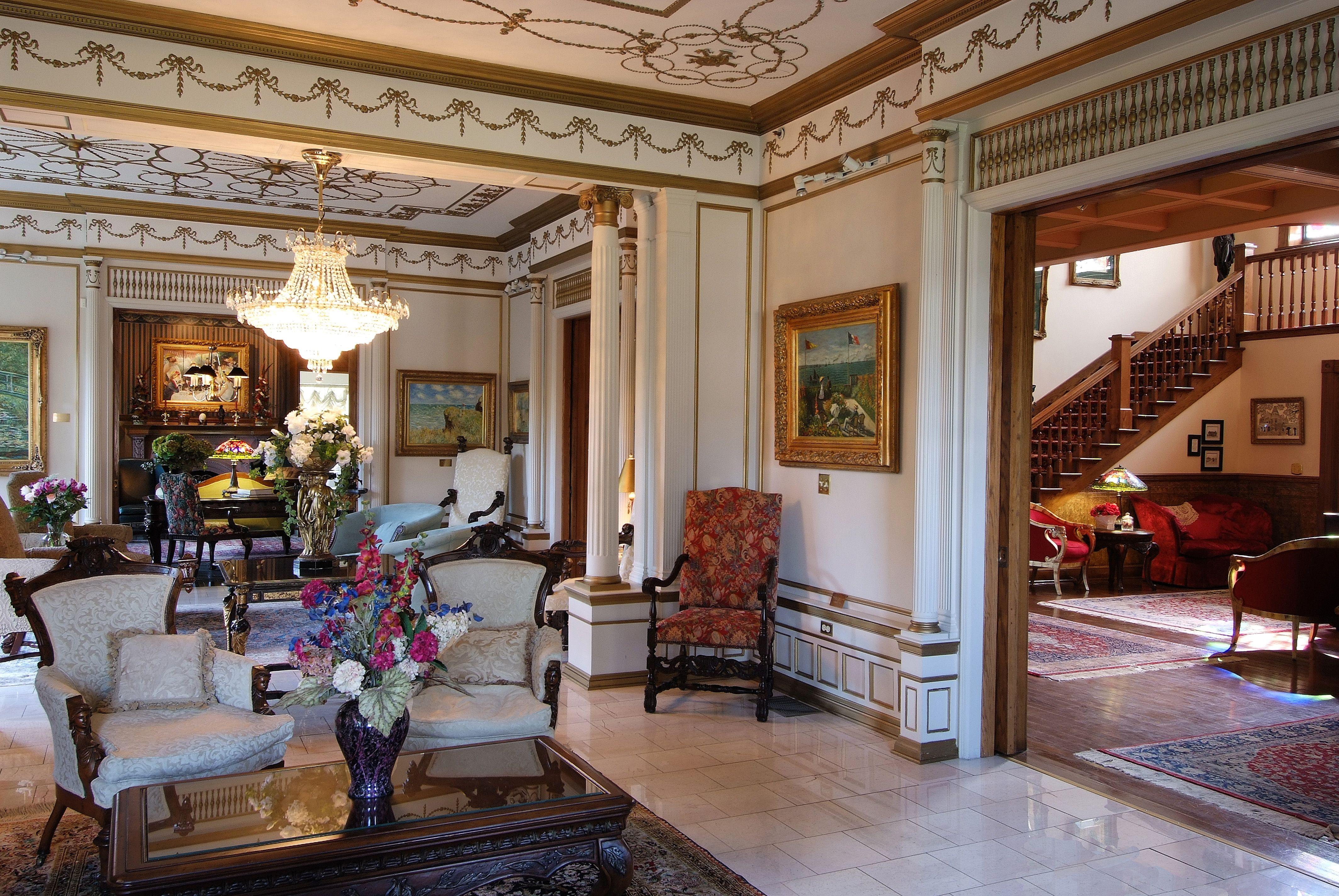 Risultati Immagini Per Interior Victorian House Nyc