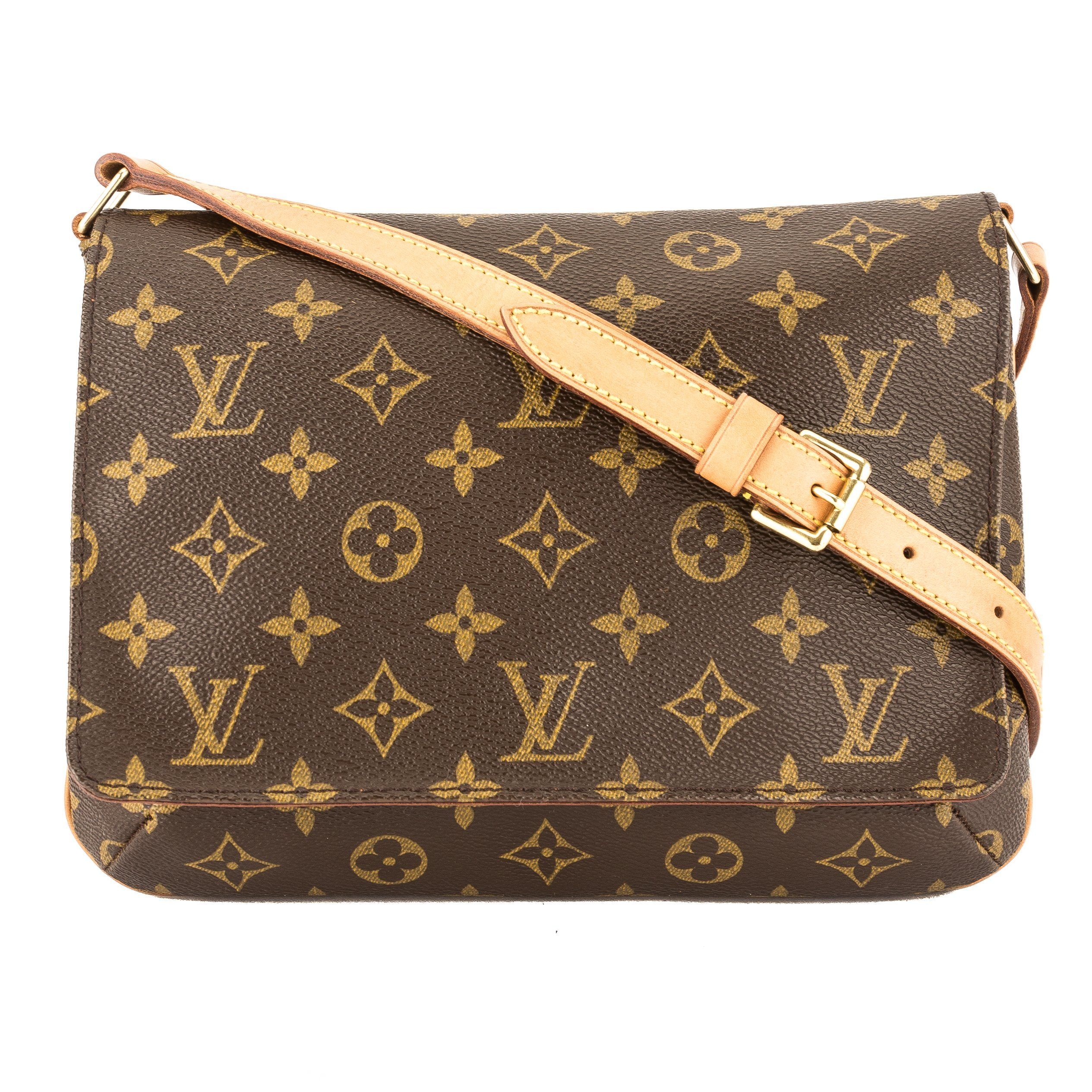1ffdc3c76cd7 Louis Vuitton Monogram Canvas Musette Tango Short Strap Bag (Pre Owned)