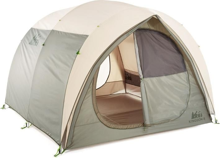 REI Co-op Kingdom 4 Tent $389.00  sc 1 st  Pinterest & REI Co-op Kingdom 4 Tent Willow/Alpaca | Tents