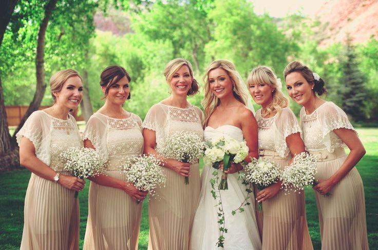 Vintage Bridesmaid Dresses My Wedding Ideas