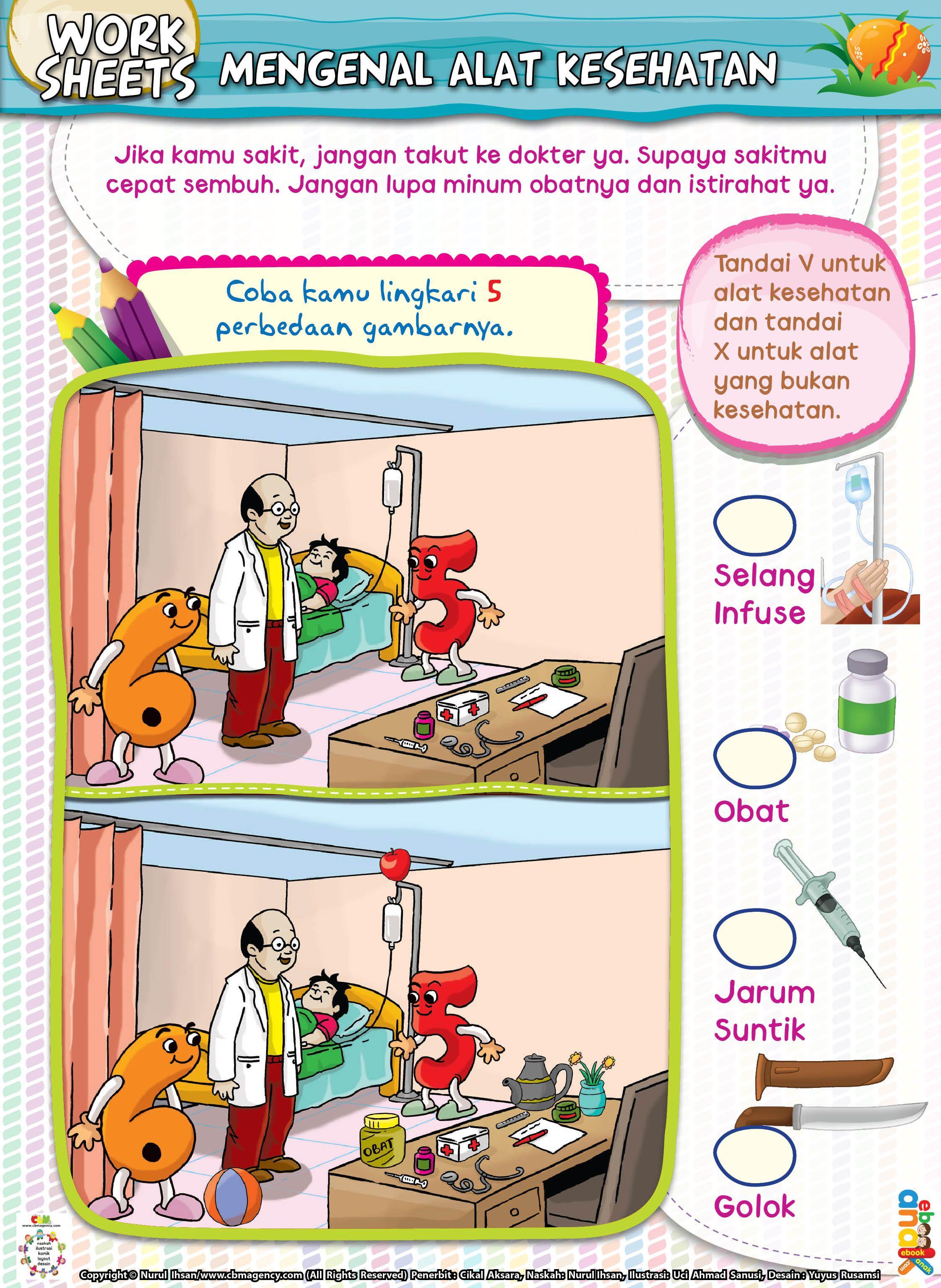 Mengenal Alat Kesehatan