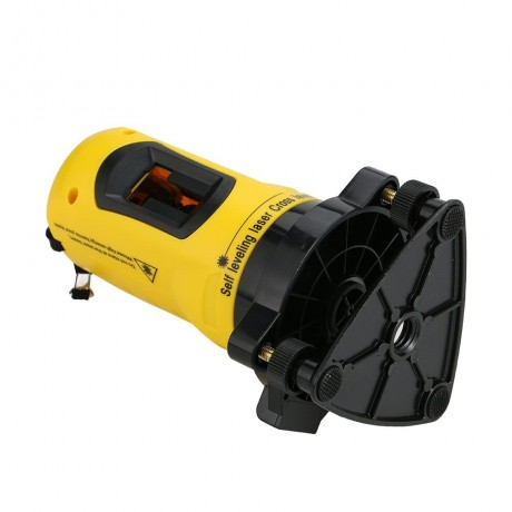 Household 2 Lines Cross Laser Level 360 Rotary Cross Line Leveling Can Be Used With Outdoor Receiver Vertical Laser Levels Vertical Household Items