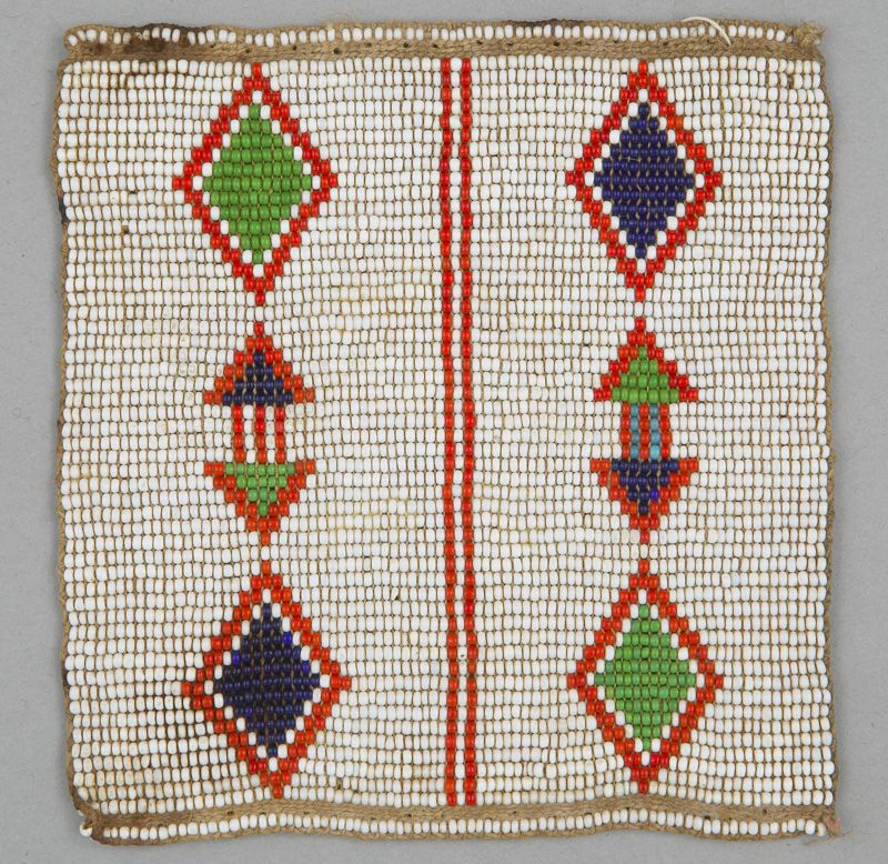Kamba anklet, Kenya, Collection Detail | Textile Museum of Canada Collection and Exhibitions