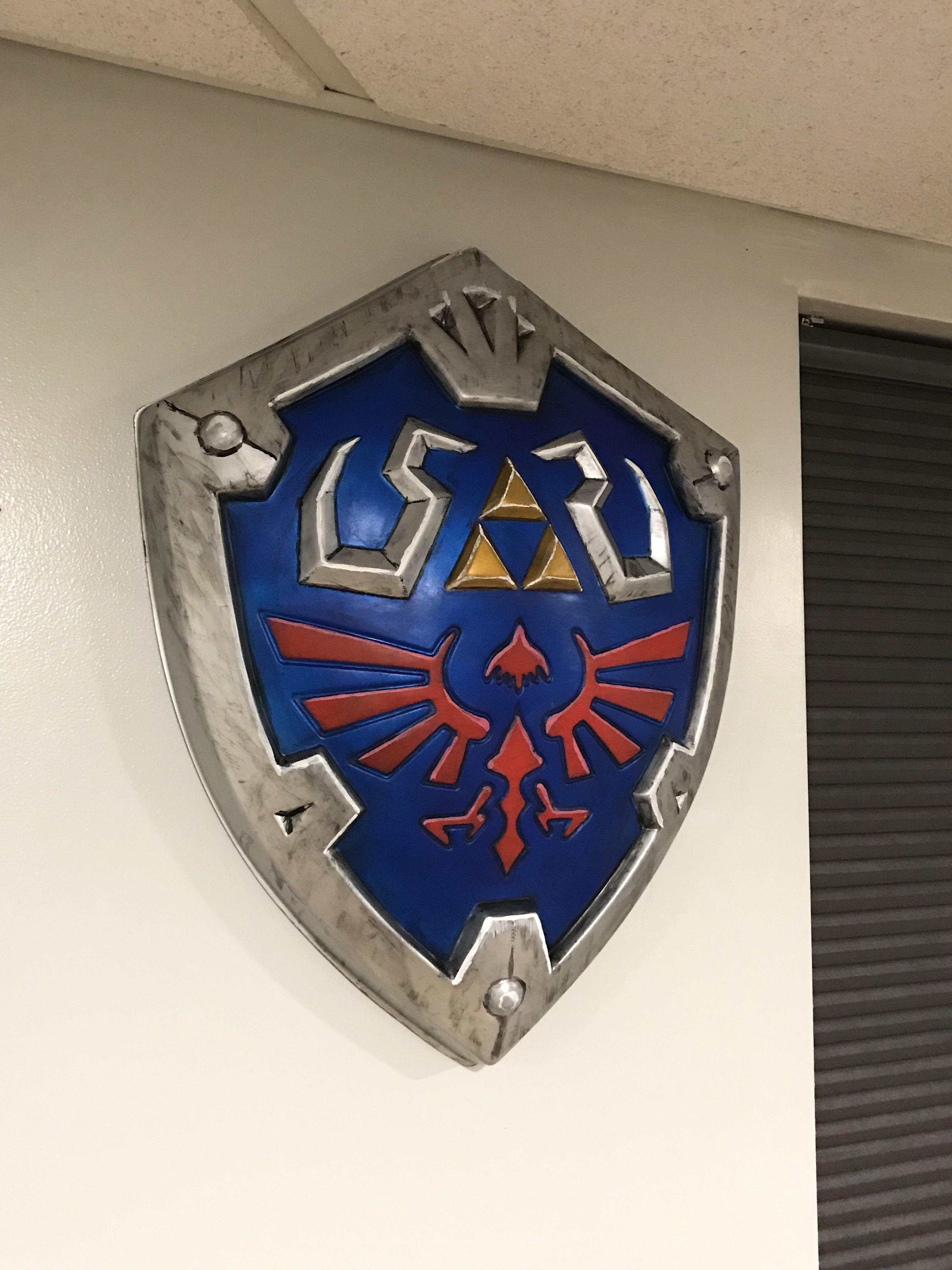 Loving My New Wall Decor Visit Blazezelda Tumblr Com Legend Of Zelda Video Game Companies Valar Morghulis