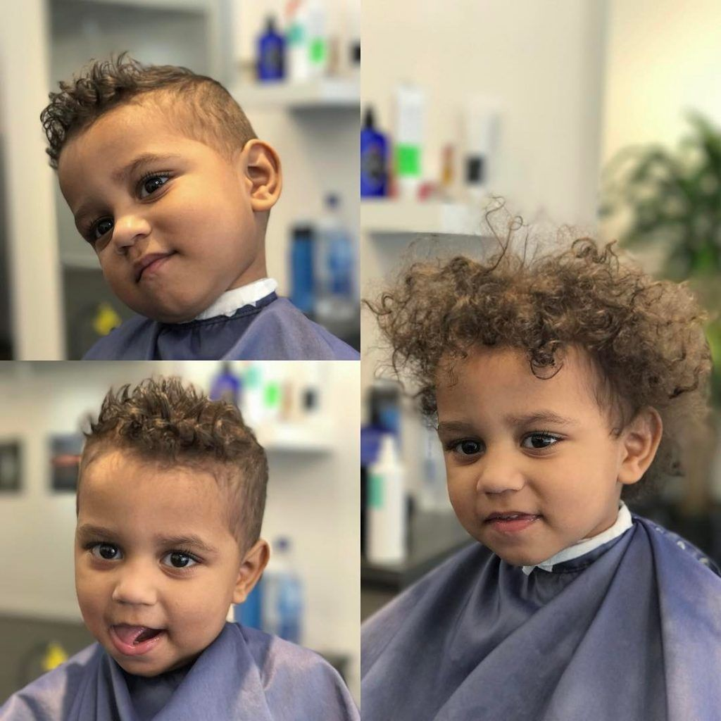 Toddler Boy Haircuts Hairstyles 17 Styles That Are Cute Cool For 2020 In 2020 Boys Haircuts Toddler Haircuts Boys Haircuts Curly Hair