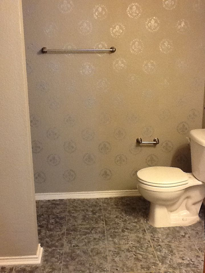 Pin By Kelly Smith On For The Home Wall Trends Painting Linoleum Floors Paint Linoleum