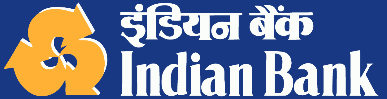 Indian Bank Logo Download Vector